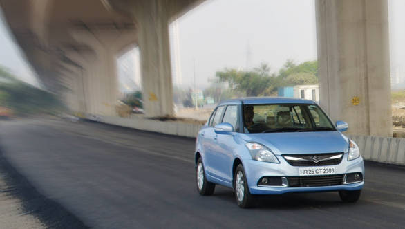 2016 Maruti Suzuki Swift Dzire diesel AGS road test review