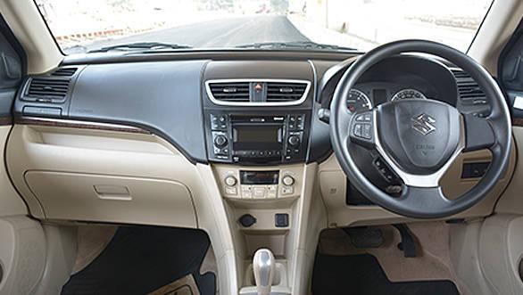 Maruti Suzuki DZire AMT (6)