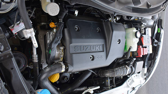 Maruti Suzuki DZire AMT (9)