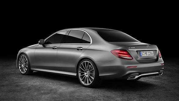 Mercedes-Benz E-Class (7)