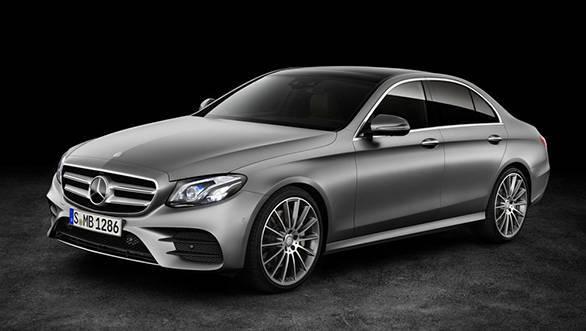 Mercedes-Benz E-Class (8)