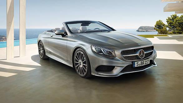 Mercedes-Benz S-Class cabriolet (2)