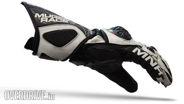 Mugen Race MNR-1570-G riding gloves