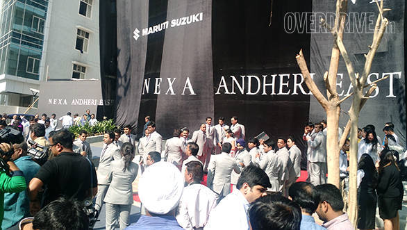 Maruti Suzuki opens its 99th Nexa dealership in India