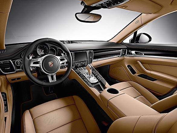 Panamera Diesel Edition Gran Turismo with extensive standard features (2)