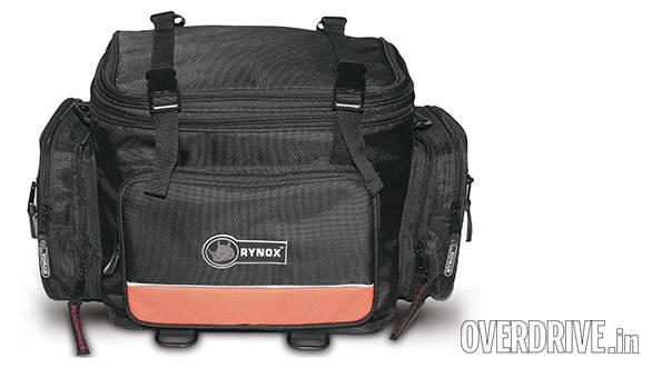 Rynox Hawk tailbag