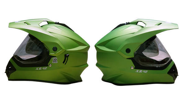 Steelbird Bang motocross helmet launched in India at Rs 1,629