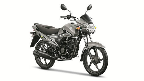 2016 Suzuki Hayate EP launched in India