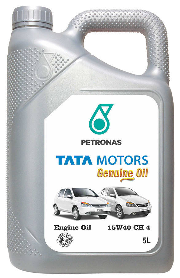 Tata Motors Genuine Oil Developed Jointly With Petronas