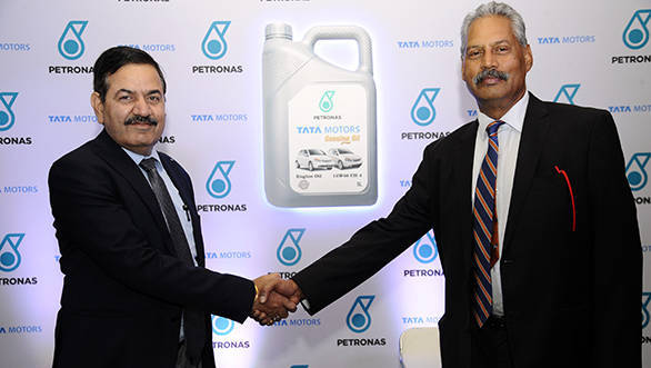 Tata Motors Petronas Oil (2)