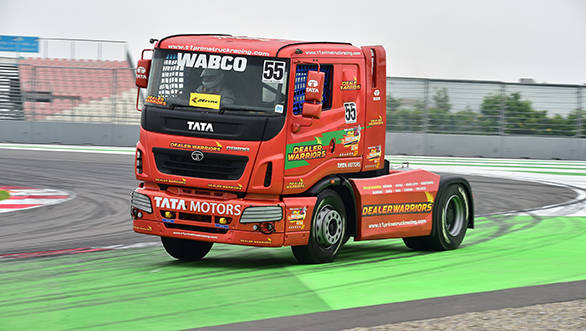Indian truck drivers to compete in 2016 edition of Tata Motors Prima T1 Truck Racing Championship