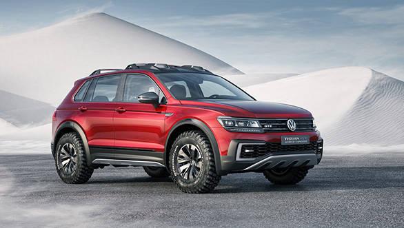 VW Tiguan GTE Active Concept (1)