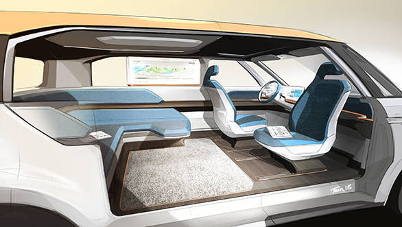 Volkswagen budd-e concept (1)