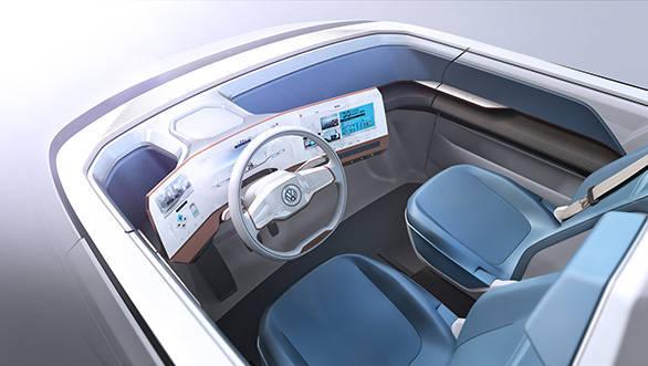 Volkswagen budd-e concept (2)