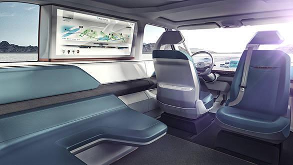 Volkswagen budd-e concept (3)