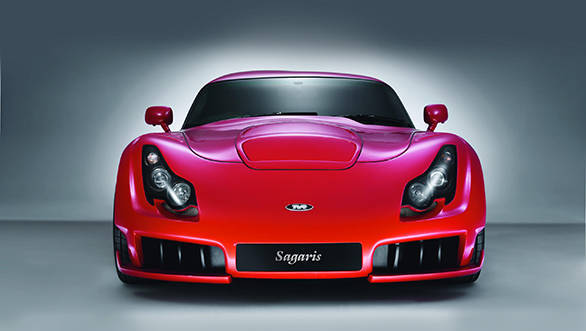 The 2006 Sagaris was the last car TVR built - width=
