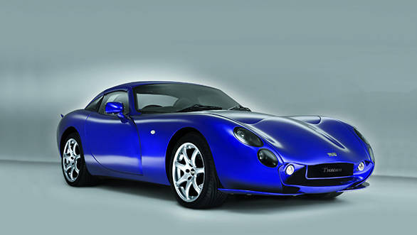 The Tuscan was one of the most iconic TVRs of the modern era