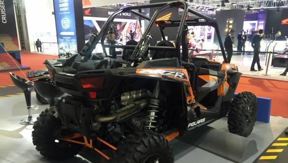 2016 Auto Expo Polaris RZR 1