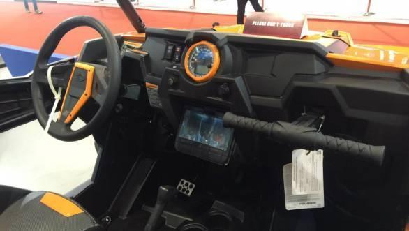 2016 Auto Expo Polaris RZR 3