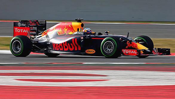 2016 Formula 1 Redbull RB12