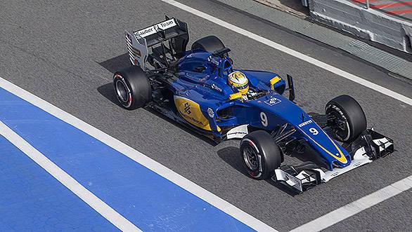 2016 Formula 1 Sauber C34-Ferrari