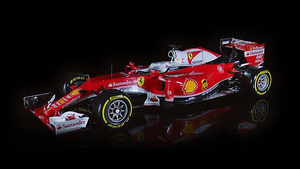 2016 Formula 1 Scuderia Ferrari SF-16