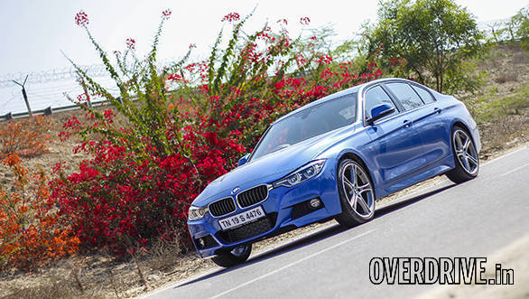 Image gallery: 2016 BMW 3 Series