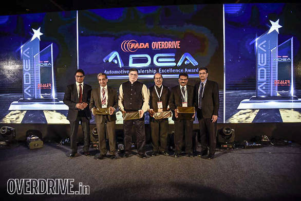 ADEA Felicitation of Jury members
