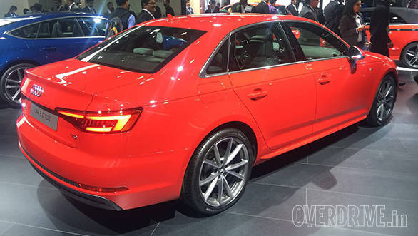 Audi A4 3.0 TDI (2)