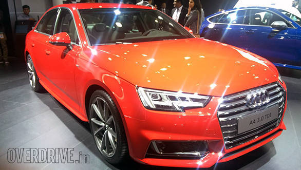 Audi A4 3.0 TDI_feature image
