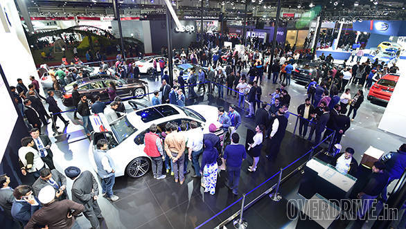 More companies say no to 2018 Auto Expo, claim costs prohibitively high and returns low