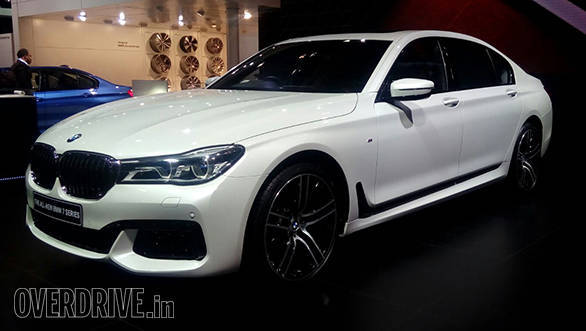 2016 Auto Expo: BMW launch the new 7 Series in India at Rs 1.1 crore
