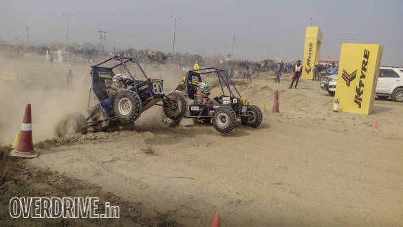 Feature: 2016 JK Tyre Baja Student India and Formula Student India