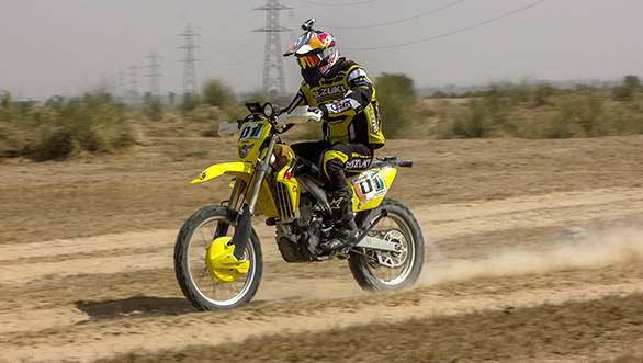 CS Santosh India Baja 2016 (2)