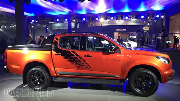 Chevrolet Colorado Pickup (1)
