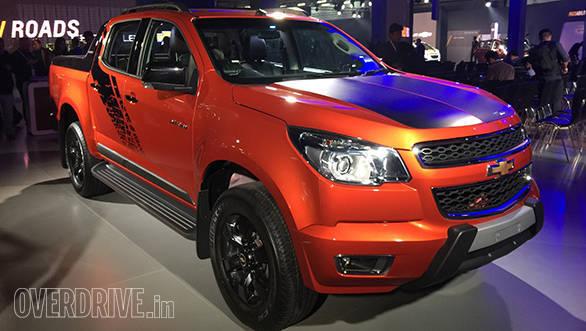 Chevrolet Colorado Pickup (2)