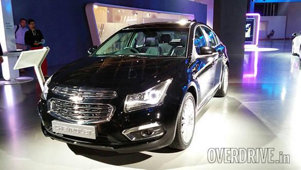 Chevrolet Cruze (1)