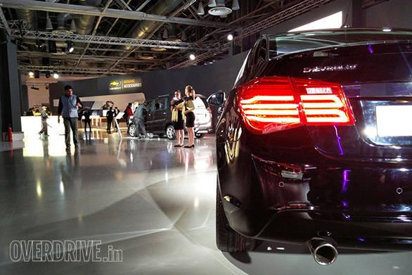Chevrolet Cruze (5)