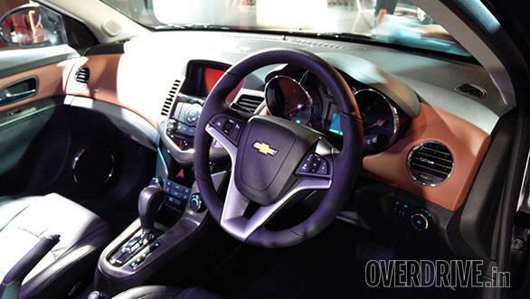 Chevrolet Cruze (6)