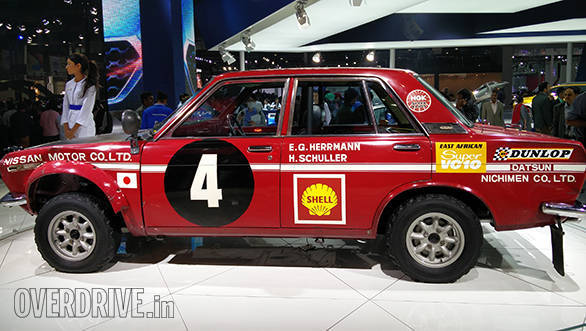 Datsun 510 Rally car (6)
