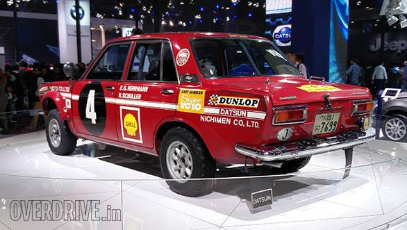Datsun 510 Rally car (7)