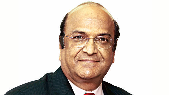 Dr. Raghupati Singhania, CMD, JK Tyre & Industries Ltd.