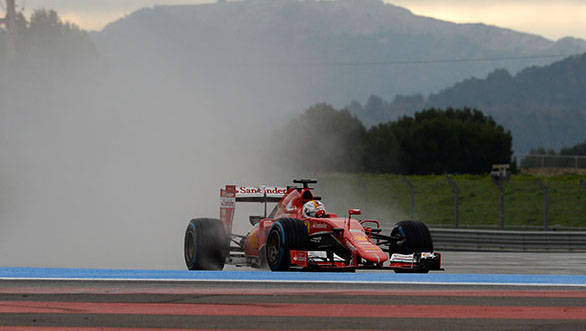 Carey 'increasingly confident' of July start for Formula 1