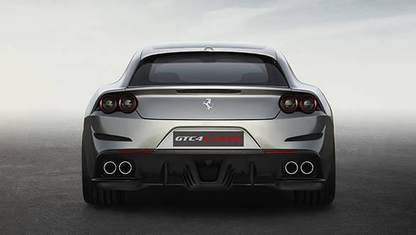 Ferrari GTC4Lusso 3