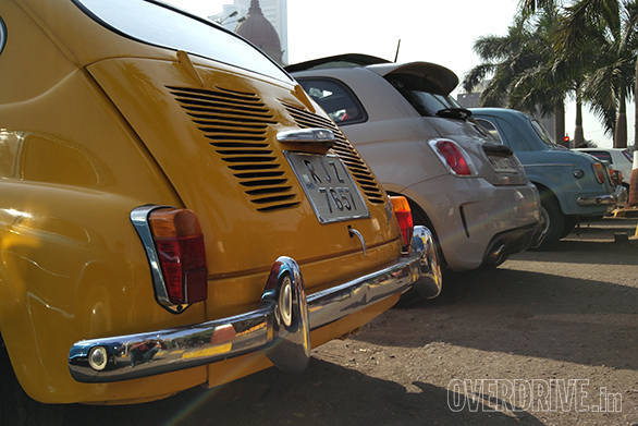 Fiat Classic car rally (1)