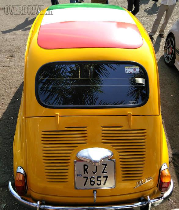 Fiat Classic car rally (15)