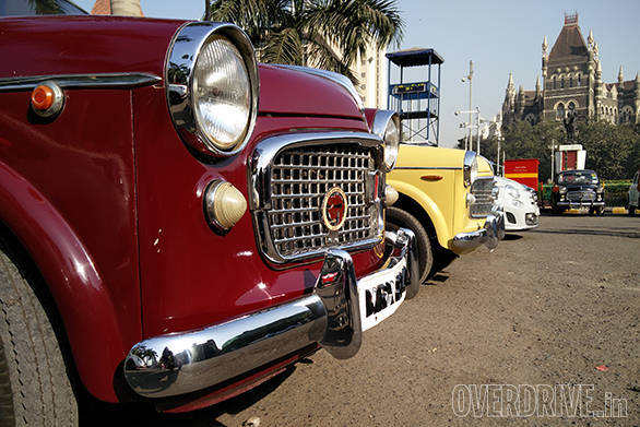 Fiat Classic car rally (2)