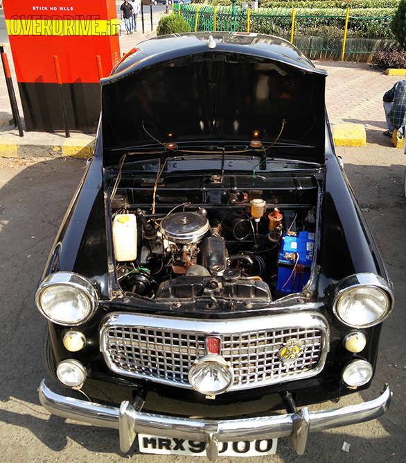 Fiat Classic car rally (9)