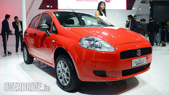 2016 Auto Expo: Fiat Punto Pure launched at Rs 4.49 lakh