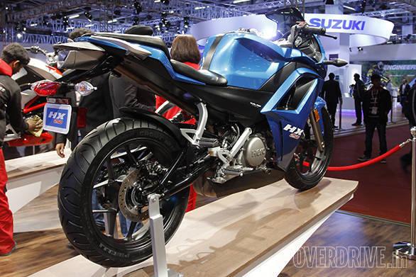 Hero HX 250 (2)